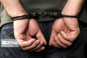 قاتل فراری در ملایر دستگیر شد