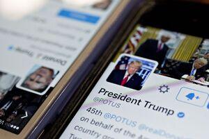 توئیتر شمار دنبالکنندگان صفحه رئیس جمهوری آمریکا را صفر میکند