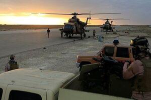 ورود شمار بیشتری از نظامیان آمریکایی به پایگاه «حریر» در اربیل