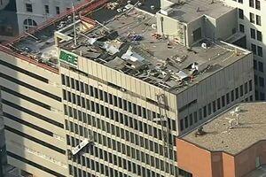 انفجار در بالتیمور آمریکا/ ۱۰ نفر زخمی شدند