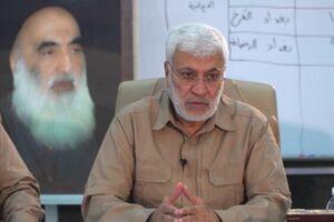 فیلم/ حضور شهید «ابومهدی المهندس» در بین نیروهای مقاومت در جنگ علیه داعش