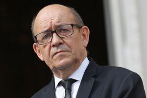 وزارت خارجه فرانسه - کراپشده