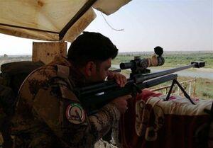 عراق|موفقیت حشد شعبی در دفع حمله تروریستهای داعشی در الانبار