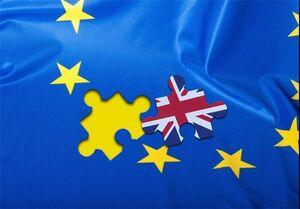 انگلیس اتحادیه اروپا برگزیت نمایه