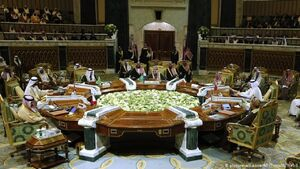 نشست شورای همکاری خلیج فارس درباره بحران قطر