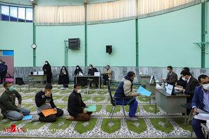 قضات در زندان قزل حصار