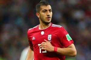 سمپدوریا یا شارلوا؛ مقصد مدافع تیم ملی فوتبال ایران کجا است؟