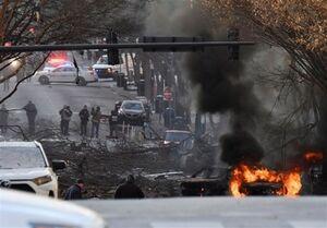 پلیس آمریکا: انفجار در نشویل عمدی بود