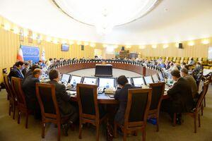 عکس/ نشست رسمی کمیسیون تلفیق لایحه بودجه سال ۱۴۰۰