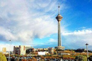 هوای تهران پس از چند ماه در شرایط پاک قرار گرفت