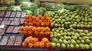 اعلام قیمت انواع میوه و صیفی پرمصرف