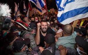 ادامه تظاهرات علیه نتانیاهو در فلسطین اشغالی