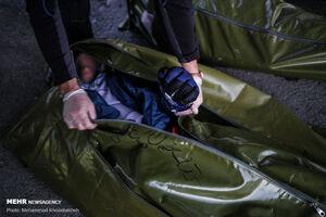 عکس/ شناسایی تعدادی از جانباختگان حادثه سقوط بهمن