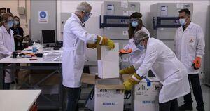 ورود اولین محموله واکسن کرونا به یونان