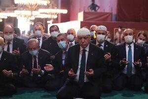 چرا اردوغان تمامی حرفهایش را زیر پا گذاشت؟
