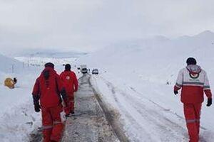 کوهنوردان مفقود شده در ارتفاعات کوهسرخ پیدا شدند