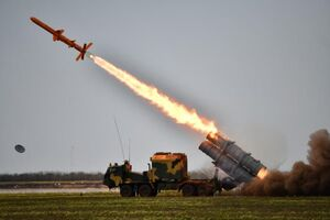 توافق موشکی بین اندونزی و اوکراین+عکس