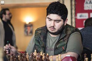 حساب کاربری استاد بزرگ شطرنج ایران بسته شد!