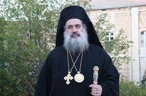 فیلم/ پیام اسقف اعظم بیتالمقدس به مسیحیان جهان