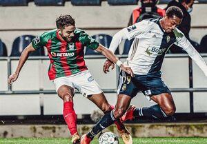 لیگ برتر پرتغال| برتری ماریتیمو با دروازهبانی عابدزاده