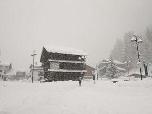 برف و کولاک در ایتالیا