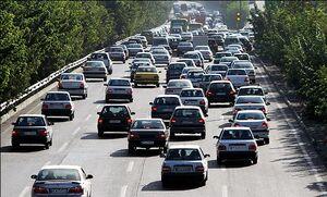 پایان مهلت خروج خودروهای غیربومی از شهرهای کرونایی