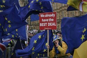 اتحادیه اروپا با توافق تجاری انگلیس موافقت کرد