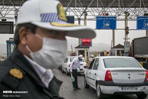 کاهش ۱۲ درصدی ترددها/ جریمه ۲۵ هزار خودرو در طرح ممنوعیت شبانه