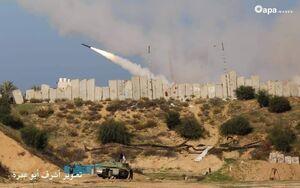 فیلم/ روایت خبرنگار فلسطینی از حمایتهای نظامی ایران
