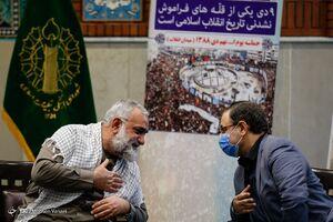 عکس/ بزرگداشت حماسه ۹ دی در مسجد جامع لولاگر