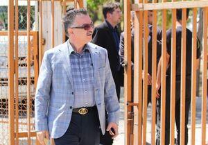 پادرمیانی زنوزی برای حل اختلاف نصیرزاده و مدیرعامل تراکتور
