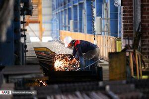 صادرات محمولههای فولاد متوقف شد