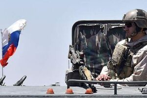 سه نظامی روس در منطقه تحت کنترل تروریستها در سوریه زخمی شدند