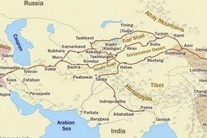 اتصال خط آهن «آی تی آی» به راه ابریشم چین/ راه جدید دور زدن تحریم ها از سوی ایران - کراپشده