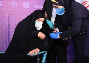 بازتاب تست انسانی واکسن ایرانی کرونا در شبکه فرانس ۲۴ +فیلم