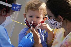 بیش از ۲ میلیون کودک آمریکایی به کرونا مبتلا شدند