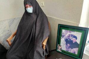 ۳۳ سال چشم انتظاری مادر شهید به سر رسید