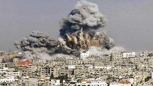 گلوله باران به ۳۰۰ هدف در نوار غزه در سال ۲۰۲۰
