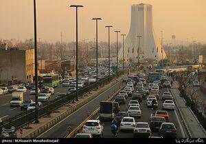 فوت روزانه ۱۱ نفر در تهران بخاطر آلودگی هوا