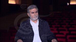 زیاد النخاله: شهید سلیمانی شهید راه قدس بود
