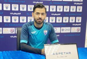 پژمان منتظری در باشگاه قطری ماندنی است