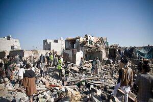 جنگندههای متجاوز سعودی «الحدیده» یمن را بمباران کردند