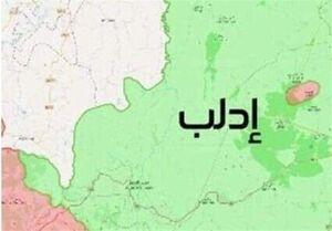 انتقال کپسولهای گازهای سمی به ادلب توسط تروریستها