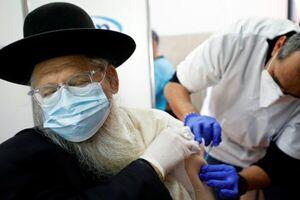ابتلای صدها نفر از صهیونیستها به کرونا باوجود تزریق واکسن