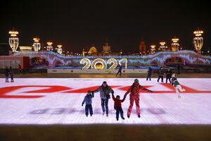 زمستان در نیم کره شمالی جهان