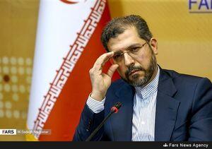 خطیبزاده: امضای بایدن برای رفع تحریمها ملاک نیست