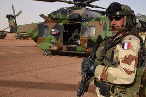 زن نظامی فرانسوی در مالی کشته شد+عکس