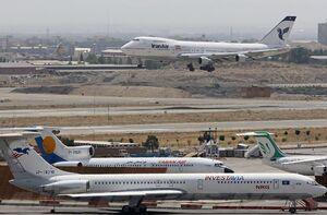 شرکتهای هواپیمایی در آستانه ورشکستگی هستند