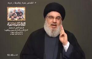 محور مقاومت هرگاه فرماندهی را از دست دهد، قویتر میشود/غزه و لبنان خط مقدم ما است/ سخنان سردار حاجیزاده تحریف شده بود