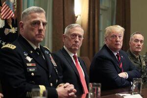 هشدار ۱۰ وزیر دفاع اسبق آمریکا برای مداخله ارتش در انتخابات